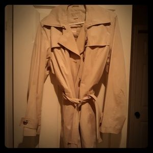Michael Kors Raincoat Tan